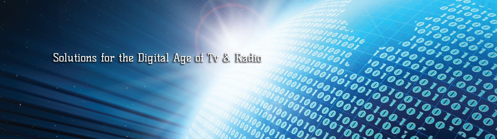 Solutions for the digital age of TV